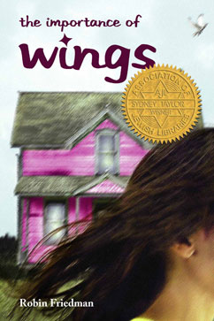 Cover for Importance of Wings, The