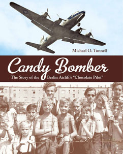Cover for Candy Bomber