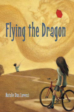Cover for Flying the Dragon