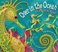 Cover for Over in the Ocean