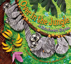 Cover for Over in the Jungle