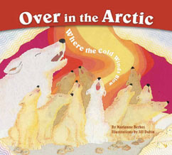 Cover for Over in the Arctic