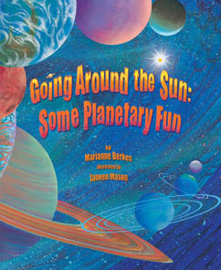 Cover for Going Around the Sun