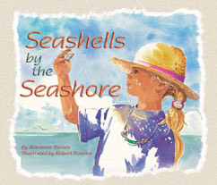Cover for Seashells by the Seashore