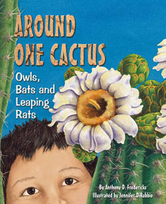 Cover for Around One Cactus