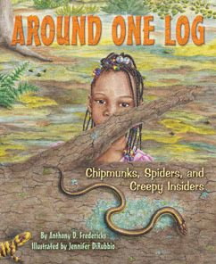 Cover for Around One Log