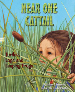 Cover for Near One Cattail