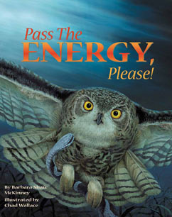 Cover for Pass the Energy, Please!