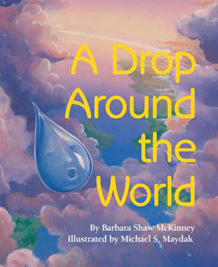 Cover for A Drop Around the World