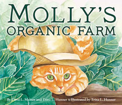 Cover for Molly's Organic Farm