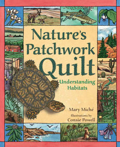 Cover for Nature's Patchwork Quilt