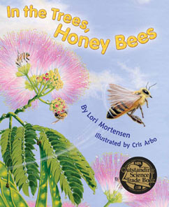 Cover for In the Trees, Honey Bees