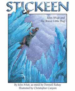 Cover for Stickeen