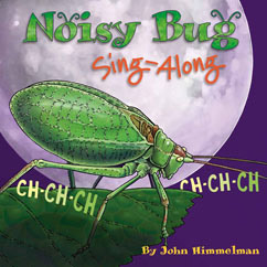 Cover for Noisy Bug Sing-Along