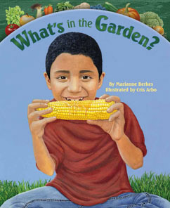 Cover for What's In the Garden?