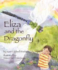 Cover for Eliza and the Dragonfly