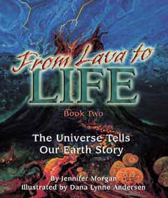 Cover for From Lava to Life