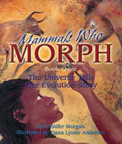 Cover for Mammals Who Morph