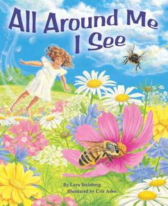 Cover for All Around Me, I See