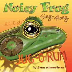 Cover for Noisy Frog Sing-Along