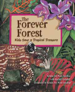 Cover for The Forever Forest