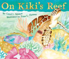 Cover for On Kiki's Reef