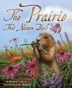 Cover for The Prairie that Nature Built