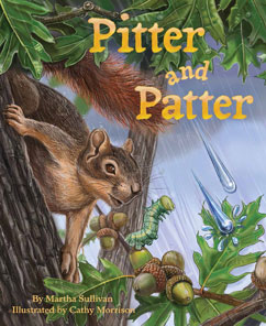 Cover for Pitter and Patter