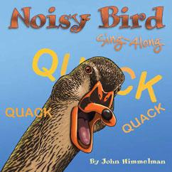 Cover for Noisy Bird Sing-Along