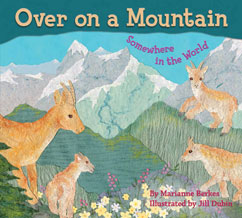 Cover for Over on a Mountain