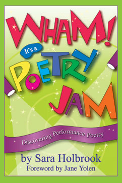 Cover for Wham! It's a Poetry Jam: Discovering Performance Poetry