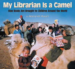 Cover for How Books Are Brought to Children Around the World