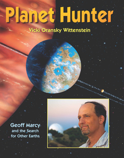 Cover for Planet Hunter