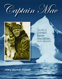 Cover for Captain Mac