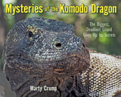 Cover for Mysteries of the Komodo Dragon
