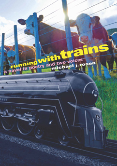 Cover for Running with Trains