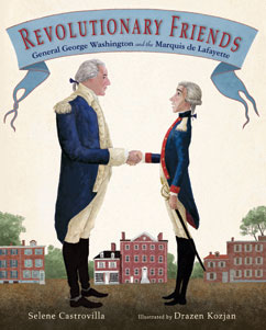 Cover for General George Washington and the Marquis de Lafayette