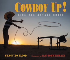 Cover for Cowboy Up!