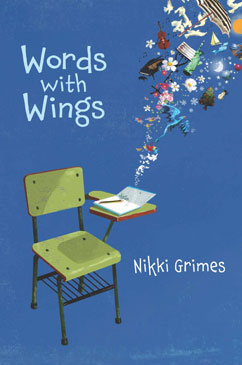 Cover for Words with Wings