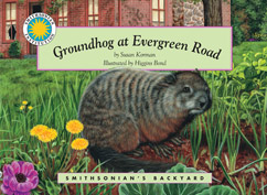 Cover for Groundhog at Evergreen Road