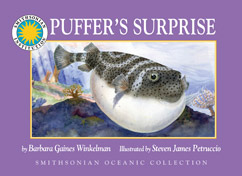 Cover for Puffer's Surprise
