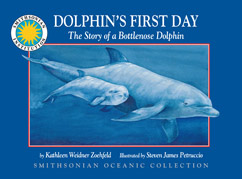 Cover for The Story of a Bottlenose Dolphin