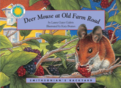 Cover for Deer Mouse at Old Farm Road