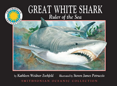 Cover for Great White Shark: Ruler of the Sea