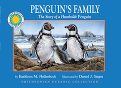 Cover for A Story of a Humboldt Penguin