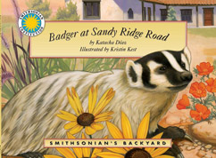 Cover for Badger at Sandy Ridge Road