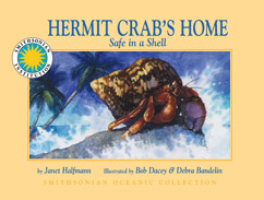 Cover for Hermit Crab's Home