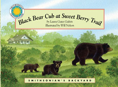 Cover for Black Bear Cub at Sweet Berry Trail