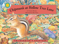 Cover for Chipmunk at Hollow Tree Lan