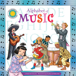 Cover for Alphabet of Music